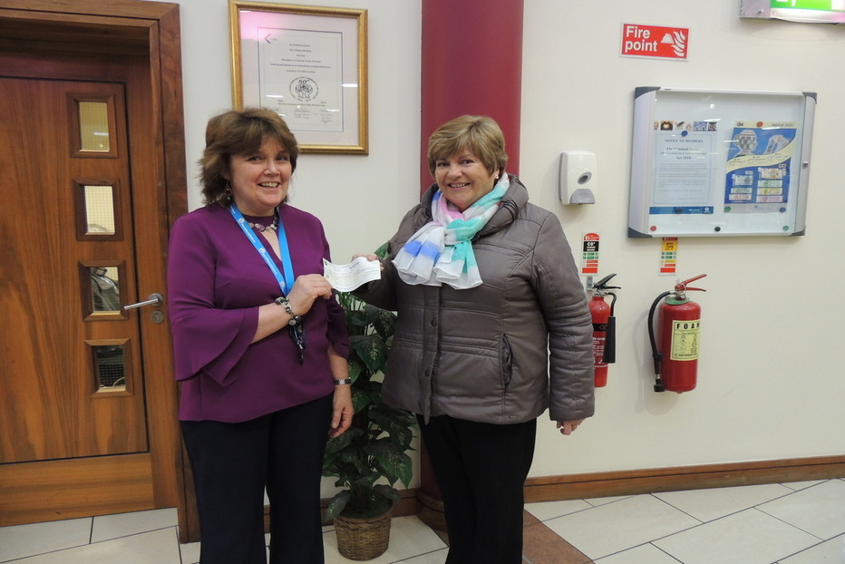 December Winner - Mary Nolan