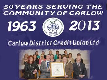 50th Celebrations Carlow CU