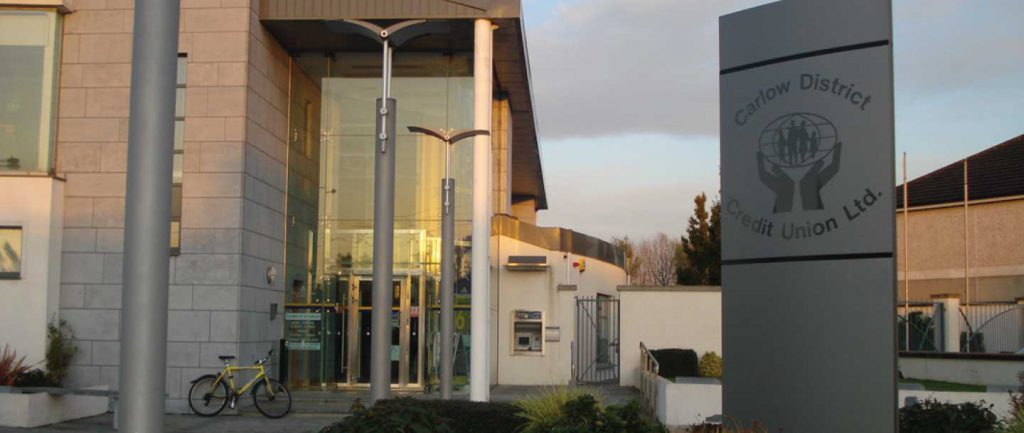 Outisde Carlow Credit Union