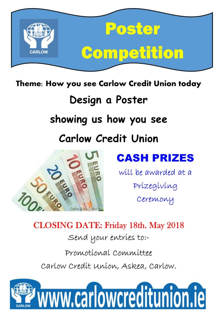Poster Competition - Cash Prizes
