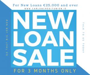 New Loan Sale