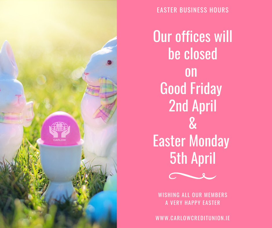 Easter Business Hours 2021